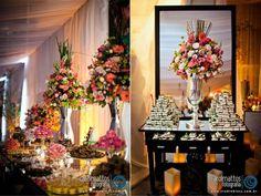 Decoração Casamento por Flor de Noiva Decorações e Ambientações de Eventos Foto Carol Mattos Fotografia sitedanoiva.com.br