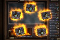 Hearthstone-Heroes-of-Warcraft Astuce Triche Cheat Preuve 4