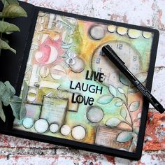 Welcome to the blog everyone and happy Sunday! I've been busy working in my Art Journal and today I'm featuring …