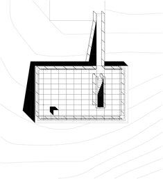 Duas casas na Mantiqueira,Casa A - Planta 01