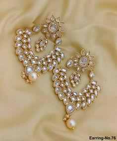 Rama Creations Manufacturer & Wholesalers of Artificial Fashion Jewellery in India. Gold Necklaces, Gold Hoop Earrings, Fasion, Dress Fashion, Girls Jewelry, Fashion Jewellery, Beautiful Earrings, Indian Jewelry, Plane