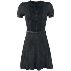 Vive Maria  Mittellanges Kleid  »Vivienne Dress«   Jetzt bei EMP kaufen   Mehr Casual Wear  Mittellange Kleider  online verfügbar ✓ Unschlagbar günstig!
