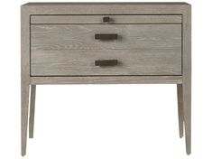 Shop this universal furniture modern flint / bronze 1 drawer nightstand from our top selling Universal Furniture nightstands. LuxeDecor is your premier online showroom for bedroom furniture and high-end home decor. Inside Home, Bedroom Night Stands, King Beds, Storage Drawers, Bedroom Storage, Furniture Collection, Office Decor, Nightstand, Bedside Tables