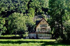 Hotel Union Øye, Norway, 120 years old