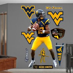 West Virginia Mountaineers posters and specials