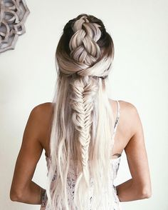 emilyrosehannon on Instagram: braid hair idea inspiration