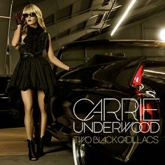 Carrie Underwood debuts a new song called two black Cadillacs! Click here to listen to the song!