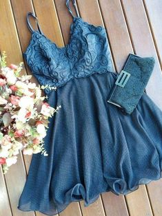 Organza Straps Short Blue Party homecoming Dress · Ladygowns · Online Store Powered by Storenvy Blue Homecoming Dresses, Hoco Dresses, Pretty Dresses, Casual Dresses, Dresses For Work, Summer Dresses, Sexy Dresses, Wedding Dresses, Formal Dresses Short Blue
