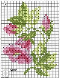 Cross Stitch Tree, Simple Cross Stitch, Cross Stitch Borders, Modern Cross Stitch Patterns, Cross Stitch Flowers, Cross Stitch Designs, Mini Cross Stitch, Cross Stitching, Cross Stitch Embroidery