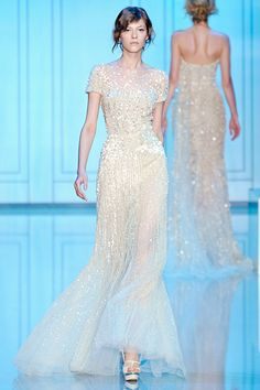 Put me in this gown asap...Elie Saab Couture Fall 2011
