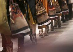 Burberry Prorsum Womenswear Autumn_Winter 2014 Show in London-7