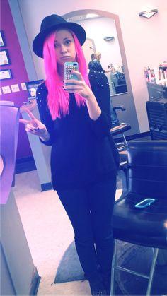 New hair(: