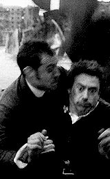 oh RDJ. You're expressions are priceless.
