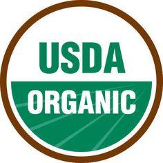 Eat organic!