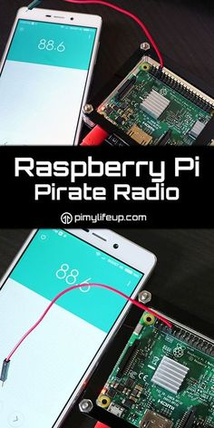 Use your Raspberry Pi GPIO pins to setup your very own pirate radio. - Tech DIY Use your Raspberry Pi GPIO pins to setup your very own pirate radio. Use your Raspberry Pi GPIO pins to setup your very own pirate radio. Robotics Projects, Arduino Projects, Diy Electronics, Electronics Projects, Computer Projects, Electronics Components, Radios, Projetos Raspberry Pi, Raspberry Computer