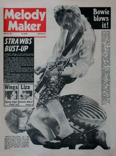 Melody Maker (UK) - 19 May 1973