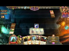 Spellweaver TCG 1 - Spellweaver is a Free to play Digital, Online Trading Card Game [TCG] set in a fantasy world