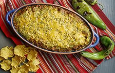 NM - New Mexico Green Chile Dip