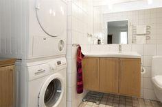 Cuartos de baño con lavadora