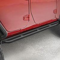 Mopar Rock Rails with Tube for 07-17 Jeep Wrangler JK & JK Unlimited