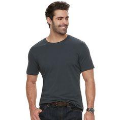 Big & Tall SONOMA Goods for Life™ Flexwear Tee, Grey