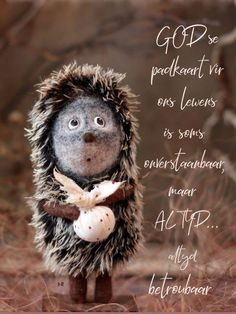 Afrikaans Quotes, Good Morning Inspirational Quotes, My Bible, Jesus Loves, Cute Quotes, Verses, Relationship, Christian, Sayings