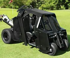 Batcart! #golf