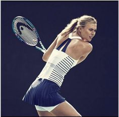 maria sharapova - new amazing dress