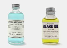 Prospector Co. is a line for men who seek purpose and forethought in their skin and shave products.