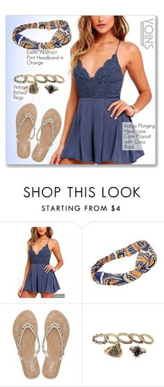 """""""YOINS.com"""" by monmondefou ❤ liked on Polyvore featuring M&Co and yoins"""