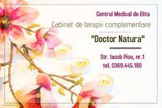 Doctor Natura: Gemoterapie la Medias