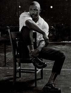 Idris Elba - Interview Magazine [August 2016]