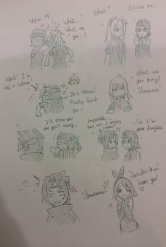 Synthia — Can u make a comic of Sarada and the other kids...