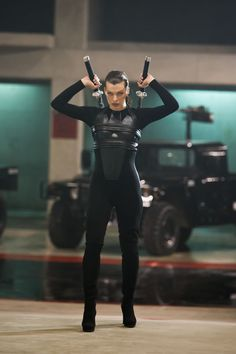Milla Jovovich (Resident Evil)                                                                                                                                                     More