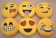 emoji yastık yapımı