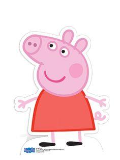 Peppa Pig Life Size Cardboard Cutout