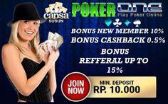 Poker Online Deposit 10ribu Murah Sekali