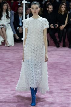 Christian Dior - Spring 2015 Couture - Look 49 of 55 (I have to say Couture is odd. Very odd. Not the gowns, but the institution itself)