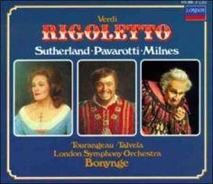 London Symphony Orchestra - Verdi: Rigoletto