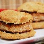 Paleo Chicken and Biscuits