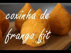 170. Coxinha De Frango Fit Com Batata Doce | - YouTube