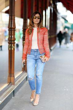 Street Style: Modeugerne 2015 | ELLE