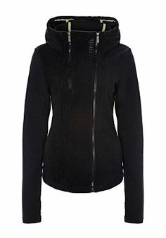 BENCH - Womens Otterspool Jacket black