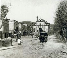 Plaça Lesseps. 1880