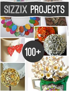 2013 Sizzix Design Team Announcement and Over 100 #Sizzix projects to make from @savedbyloves