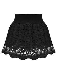 Elegant lace skirt LOSHO