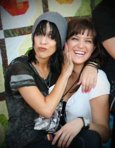 Abisha Uhl and Katie Murphy (Sick of Sarah)