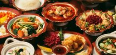 Traditional Food in Morocco .Morocco of Culture Mexican Food Restaurants, Mexican Food Recipes, Ethnic Recipes, Cool Countries, Sushi, Spices, Traditional, Fresh, Meals
