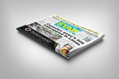 ad for newspaper- for approval