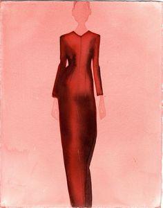 Mats Gustafson, Galerie Bartsch & Chariau » Valentino for Vogue China, 2012